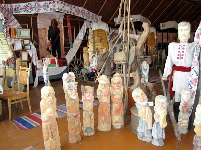этногрофический музей Теребличи