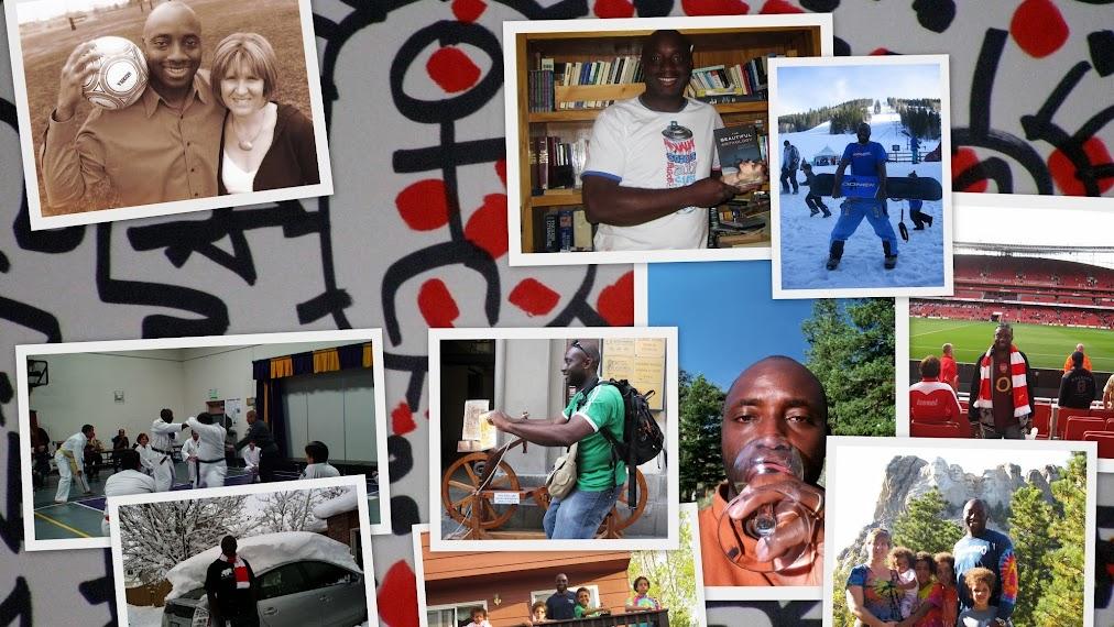 Uche Ogbuji Collage