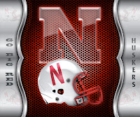 Nebraska Cornhuskers Heavy Metal Huskers Android Wallpaper