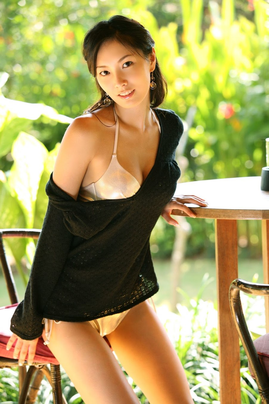 Nao Nagasawa - Japanese actress, singer & model