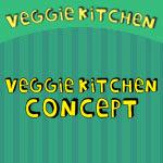 Veggie Kitchen concept
