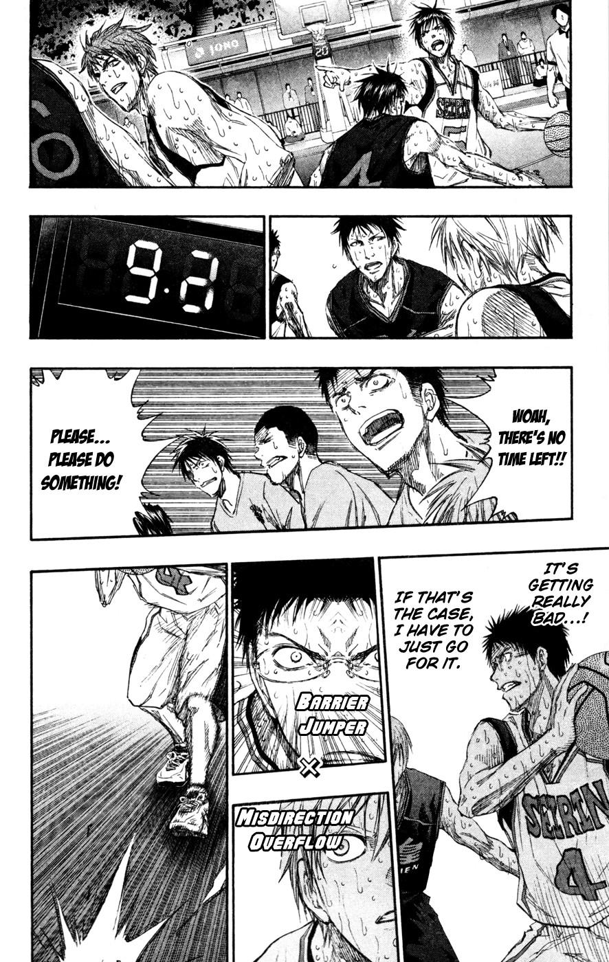 Kuroko no Basket Manga Chapter 137 - Image 12