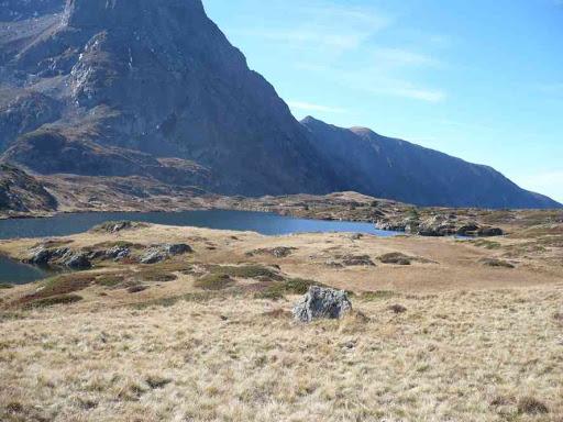 Le lac Fourchu