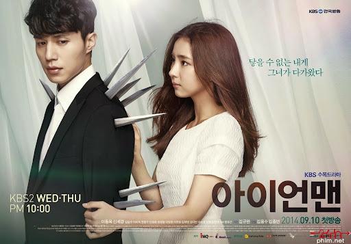 24hphim.net Iron Man Poster2 Người Sắt   Hàn Quốc