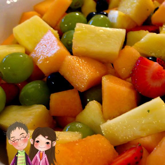 點圖查看討論:naso嫂減肥篇-酷熱的早晨,就是要來份涼爽的彩色早餐!