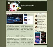 Online Casino Template 925