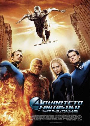 Phim Bộ Tứ Siêu Đẳng 2 - Sứ Giả Bạc - Fantastic Four Rise Of The Silver Surfer