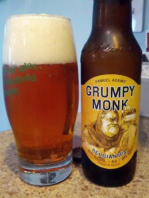 Sam's Grumpy Monk