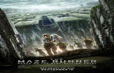 مشاهدة فيلم The Maze Runner مترجم اون لاين بجودة BluRay