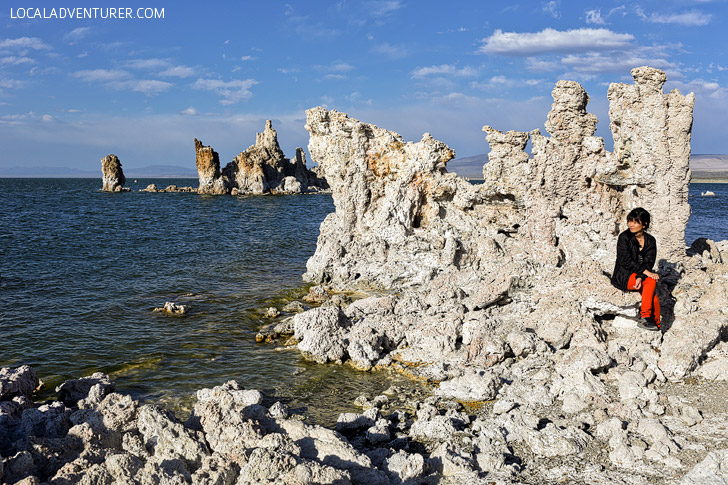 Mono Lake Tufa Towers // California Road Trip Ideas.
