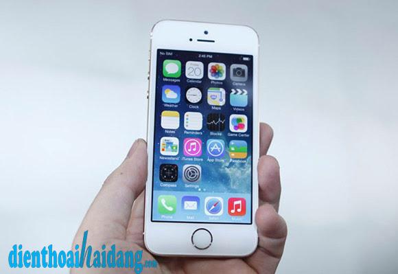 iPhone 5s xach tay Ram 2GB chip 4 nhan giam gia soc