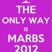 The Only Way is Marbs 2012!
