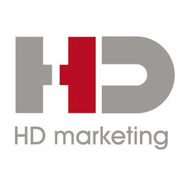 HD marketing Agency logo