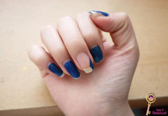 gebroken nagel repareren