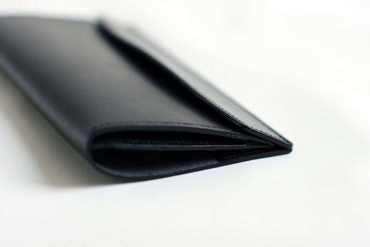 FERMA WALLET Long: black