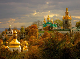 Pechersk Cave Monastery tour in Kiev