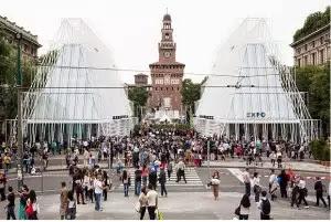 Expo Gate : showcooking e racconti di cucina Internazionale  dal 12 al 16 Gennaio Milano