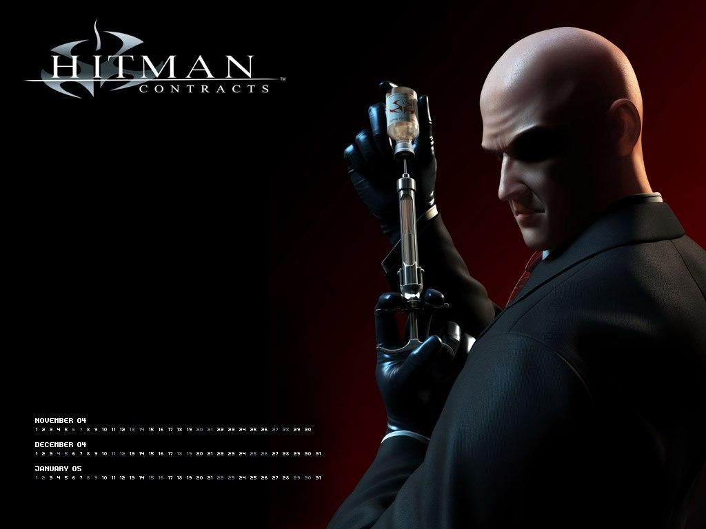 Loạt hình nền đẹp của game Hitman: Contracts - Ảnh 2