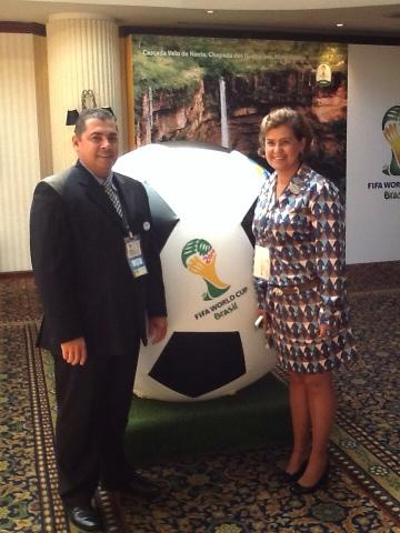 Potencial turístico do RN é apresentado no evento Goal To Brasil no Peru