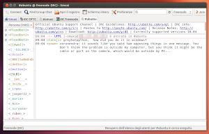 Smuxi IRC 0.8.11 su Ubuntu Linux