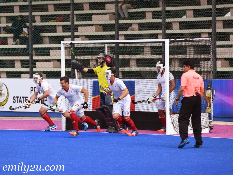 2015 Sultan Azlan Shah Cup – Match 7 – New Zealand (5) - Canada (0)