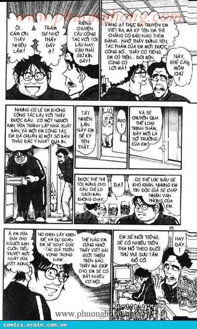 Detective Conan Chap 538 - Truyen.Chap.VN