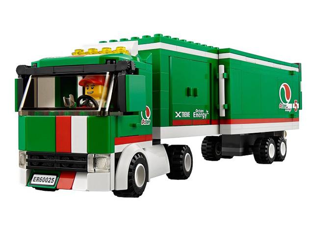 60025 レゴ シティ グランプリトラック