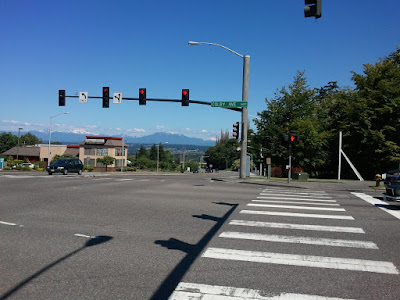 End of main trail at Colby and 41st in Everett