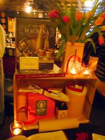 Macrina Bakery's display at Pike Chocofest 2013
