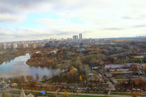 Affordable accommodation in Moscow, Izmailovo Gamma Delta