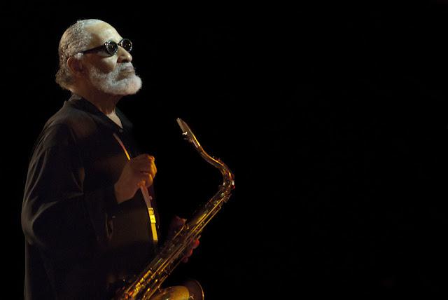 Sonny Rollins - Festival de Jazz de Vitoria - Polideportivo de Mendizorrotza (Vitoria) - 15/7/2006