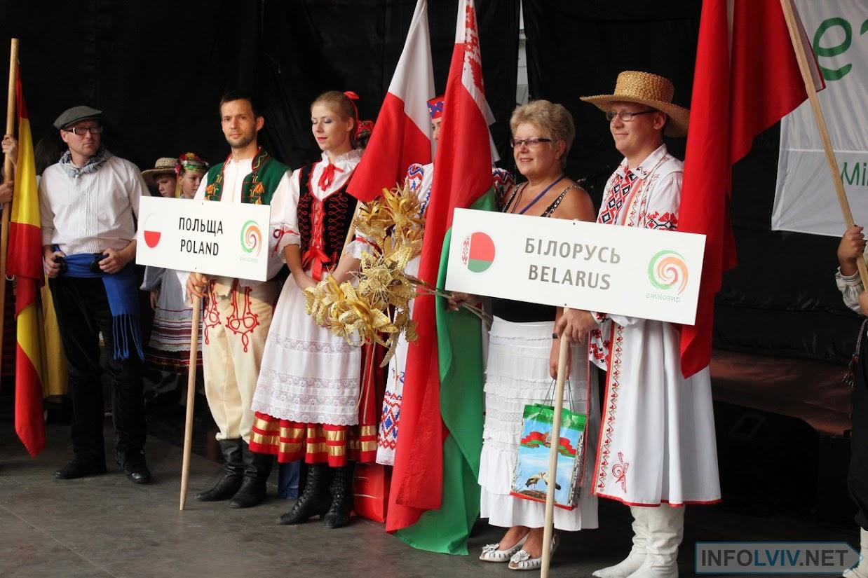 5-ти денний фестиваль «Етновир» відвідало 75 тис відвідувачів