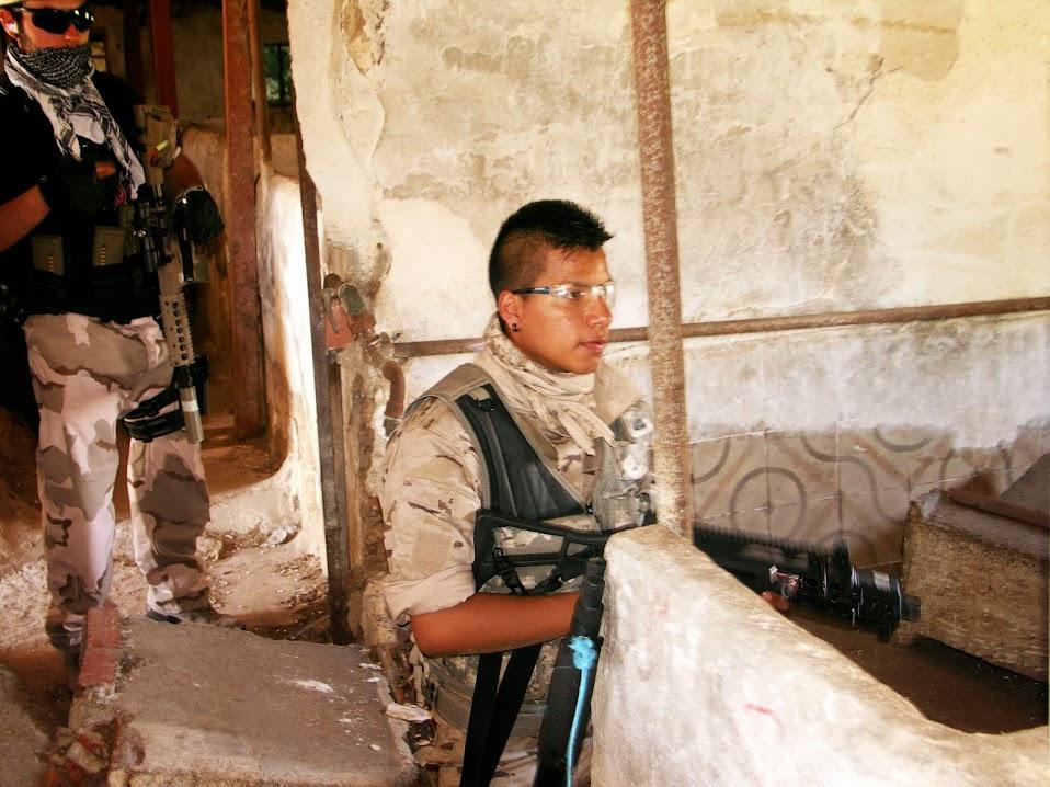 """Fotos de """"THE FINAL WAR"""". La Granja. 23-06-13 PICT0095"""