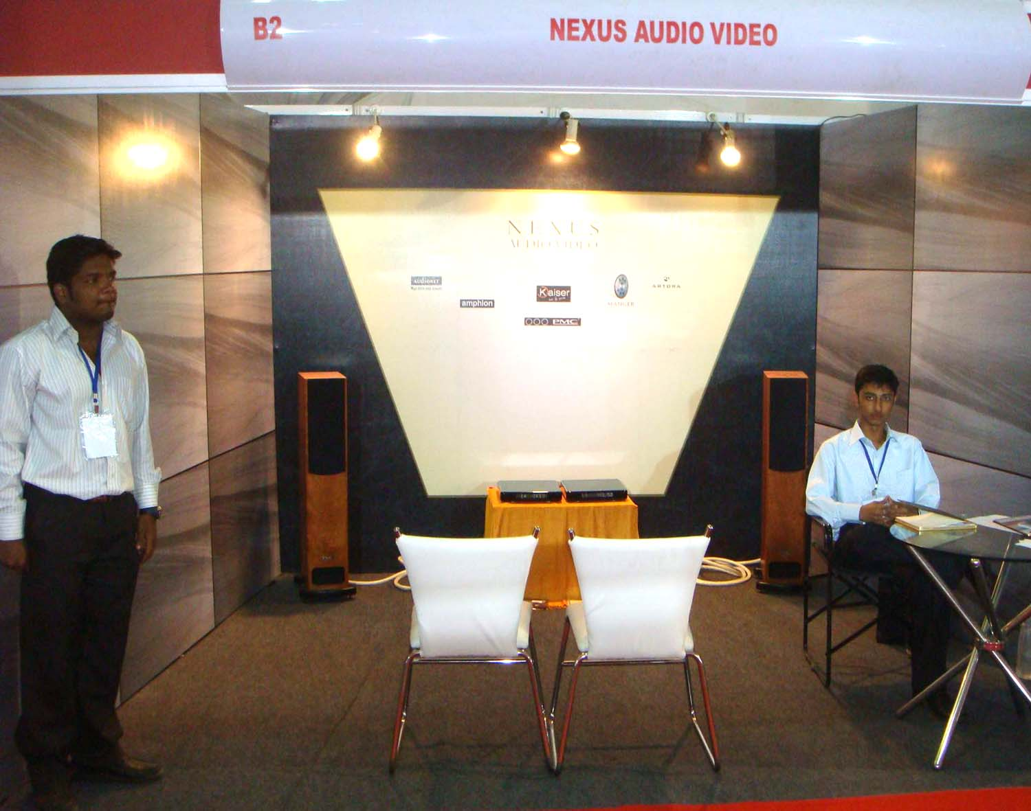 Exhibition Stall Presentation : Zinia jc exhibition design and stall display