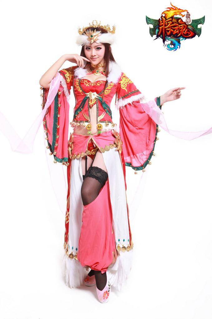 Loạt ảnh cosplay Tướng Hồn Tam Quốc nóng bỏng mắt - Ảnh 17
