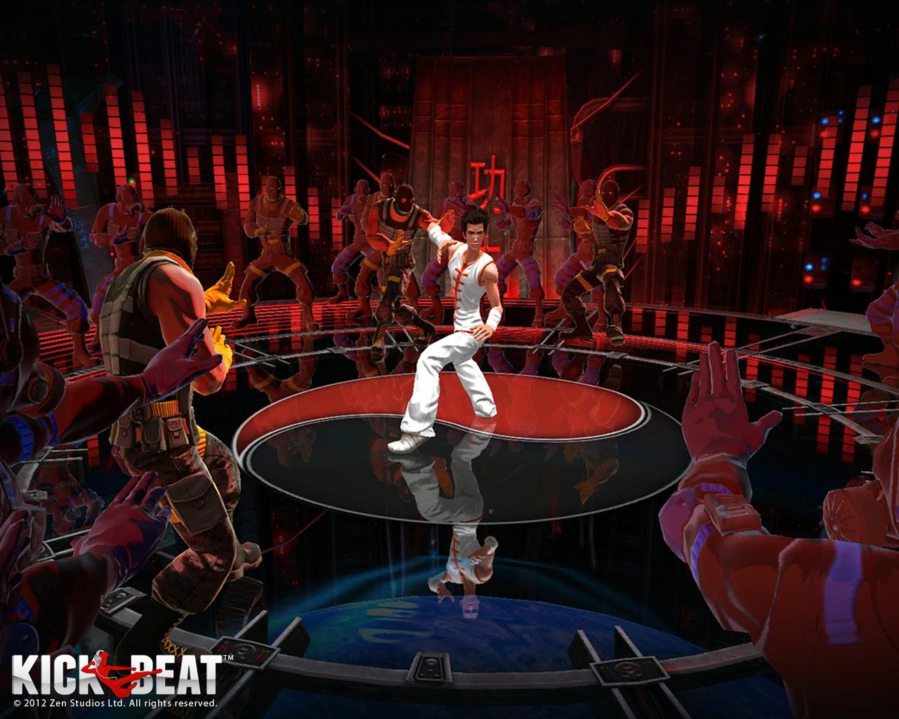 Loạt hình nền tuyệt đẹp của game âm nhạc KickBeat - Ảnh 3