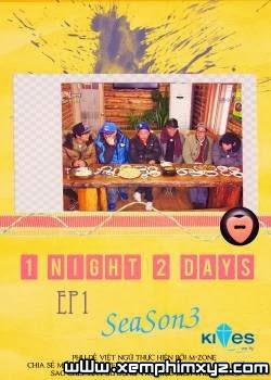 2 Ngày 1 Đêm P3 - 1 Night 2 Days Seasons 3