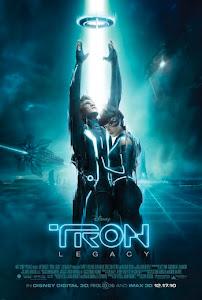 Tron Legacy - Trò Chơi Ảo Giác poster