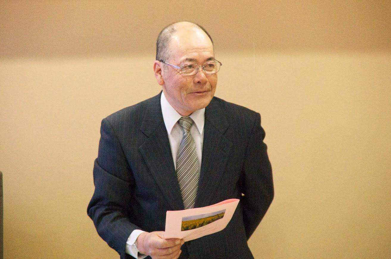 北海道指導農業士・高田敏幸 様