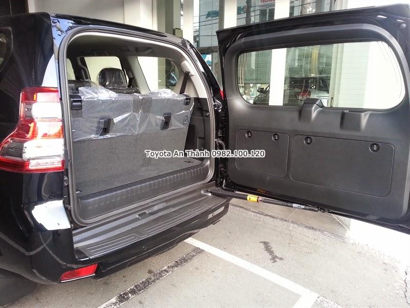 Khuyến Mãi Giá Bán Xe Toyota Land Prado 2015 Nhập Khẩu 08