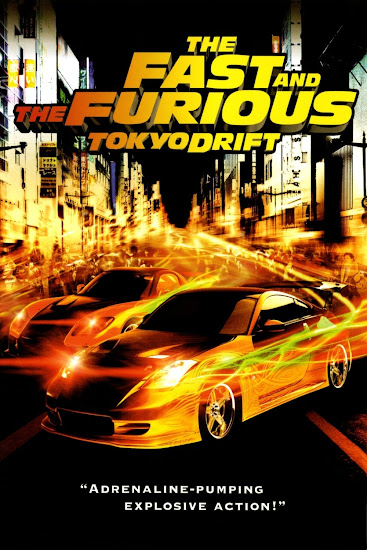 The Fast and the Furious 3 Tokyo Drift เร็วแรงทะลุนรก ซิ่งแหกพิกัดโตเกียว 2006 HD [พากย์ไทย]