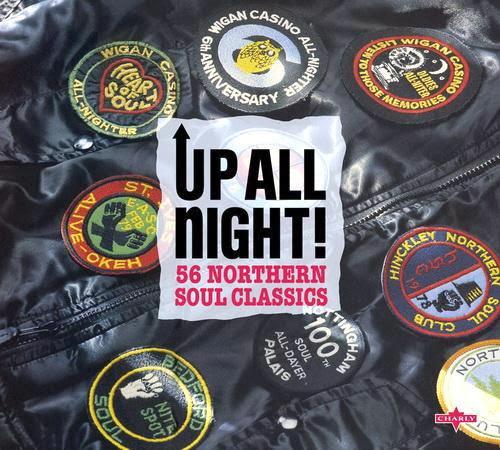 VA - Up All Night! 56 Northern Soul Classics (2012)