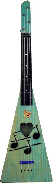Swagerty Surf-a-lele Acoustic Tenor Ukulele Corner