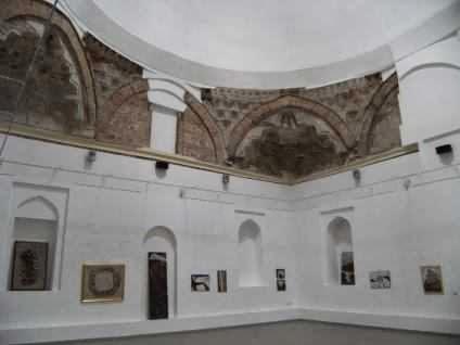 Werke seit 1963: die mazedonische Nationalgalerie im Chifte-Hamam (= Doppel-Hamam) von Skopje