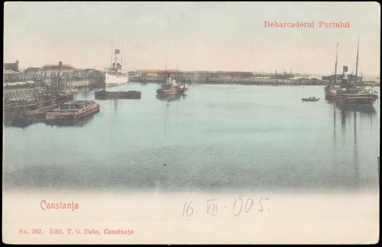 Landing harbor