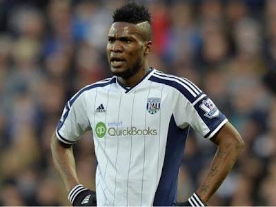 Nigeria football news,Tony Pulis Challenges Brown Ideye