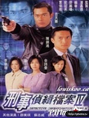 Phim Hồ Sơ Trinh Sát 4 - Detective Investigation Files 4 (1999)