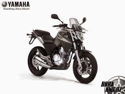 Yamaha Bison Modifikasi Street Fighter