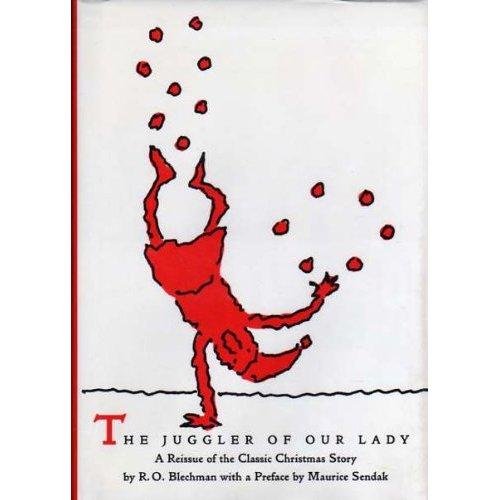 ladys juggler