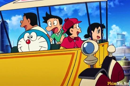 Doremon - Nôbita Và Viện Bảo Tàng Tối Mật - Doraemon The Movie: Nobita's Secret Gadget Museum - Image 3